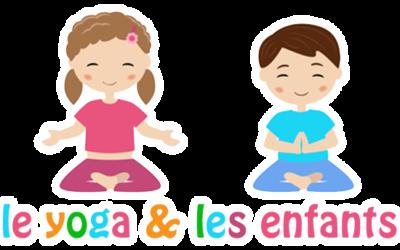 Atelier Yoga Enfants les Samedis 7 Mars et 16 Mai 2020 de 10H à 12H